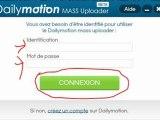 Video Télécharger DailyMotion Mass Uploader et installer