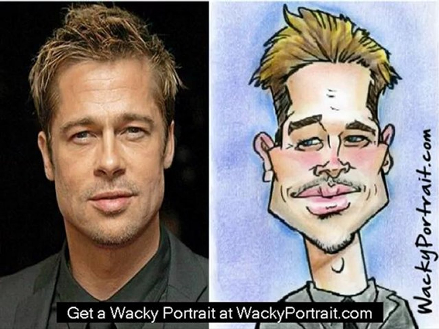 convert photo to caricature