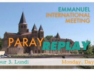 Rencontre Internationale - Lundi
