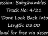 The Libertines - Babyshambles Sessions 1 - Dont Look Back Into The Sun