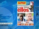 Foot Mercato - La revue de presse - 14 Août 2012