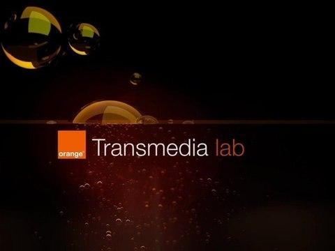 Présentation Orange Transmedia lab (FR)