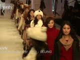 Girly & Sweet: AWN Fall 2012 Show in Beijing | FashionTV