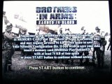 First Level - Test - Brothers in Arms : Earned in Blood - Playstation 2