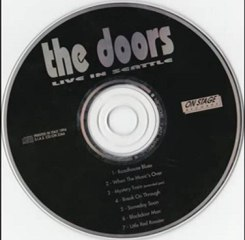 The Doors. When the music's over.live in Seattle (5/06/1970)
