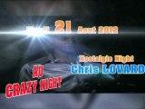 Chris Lovard au CRAZY Vendredi 17 aout 2012 /zouk tv Tropikprod