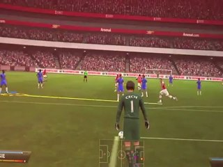 FIFA 13 PlayStation Move Gameplay Presentation