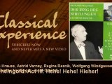 Richard Wagner : Das Rheingold : Act III : Hehe! Hehe! Hieher! - ClassicalExperience