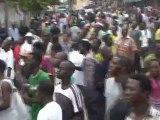 GabonlibreTV  Emeutes Cocotiers Libreville_4. du 15 Aout 2012