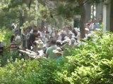 Chants maoistes au Parc des Bambous Pourpres