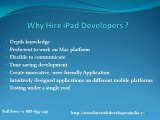 Hire iPad Developers: Grow Business with Attractive iPad Application