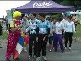 les Supporters de Max au Tour de France 2012