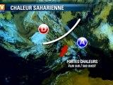 Canicule : la vague de chaleur arrive du Sahara