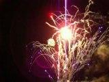 Fête Nationale 14 juillet st trojan île d'oléron 2012 feu pyromusical