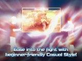 Street Fighter x Tekken PS Vita características trailer características Gamescom 2012