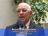 SICILIA TV (Favara) Manganella ufficilizza la sua candidatura a Sindaco di Favara