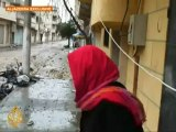 Al Jazeera reports on torture inside Homs