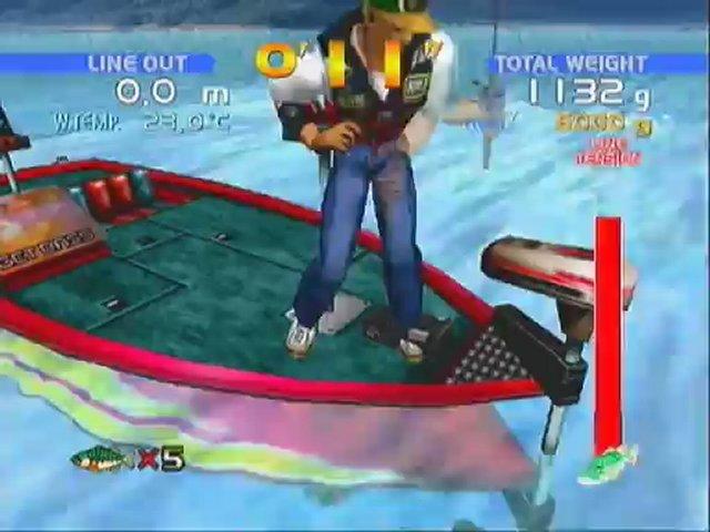Dec'Retro / 10# / Sega Bass Fishing (DreamCast)