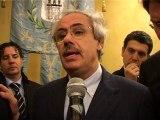 SICILIA TV (Favara) Centro Storico di Favara. Conferenza stampa del sindaco Manganella