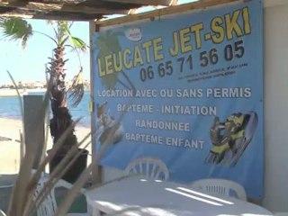 Découvrez le Jet Ski à Leucate Méditerranée !
