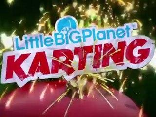 Gamescom 2012 Trailer de LittleBigPlanet Karting