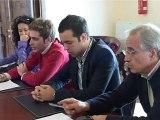 SICILIA TV (Favara) Incontro Amministrazione e consiglio comunale con Giovane Italia