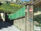 SICILIA TV (Favara) Raid vandalico all' ex ufficio sport spettacolo di Piazza Licata a Favara