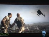 Army of TWO Devil's Cartel | First GamesCom 2012 Co-Op Gameplay (EA Press Conference) | FULL HD