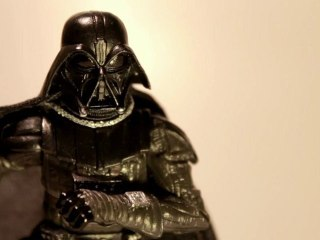 CGR Toys - STAR WARS CONCEPT DARTH VADER figure review