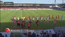 Liga Adelante.. Mirandés 0  Huesca 1