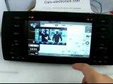BMW E39 E53 X5 DVD Player GPS Navigation System FREE IGO Maps DVD GPS Navi www.autocardvdgps.com