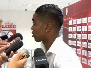 Franck Béria après LOSC-Nancy