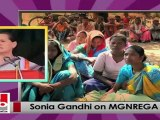 Sonia Gandhi on Congress-led UPA Government's welfare policies