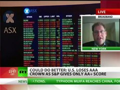 Shock Wave Coming Gold currencies basket to substitute US do