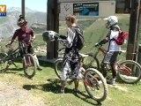 Les pistes cyclables examinées à la loupe dans les Alpes
