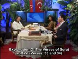 Explanation of the verses of Surah ar-Ra'd -Verses  33 and 34