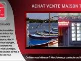 Achat maison T8 Six Fours les Plages vente villas F8 Six Fours 8 pièces à vendre à Six Fours