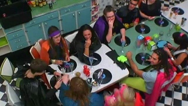 Big Brother Australia 2012 Episode 6 - S09E06