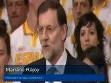"""Rajoy apela a """"los valores del deporte para superar la situación actual"""""""
