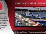 Appartement T3 Six fours vente F3 Six Fours 3 pièces a vendre Six Fours les plages VAR