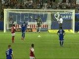 SC Bastia (SCB) - Stade de Reims (SdR) Le résumé du match (2ème journée) - saison 2012/2013
