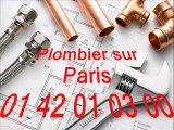 Fuite tuyauterie Paris 01 42 01 03 00 Plomberie plombier 75