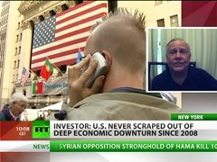 Jim Rogers US never scraped out of 2008 depression