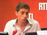 """Les études en France sont-elles trop chères ? : le """"Débat"""" avec Emmanuel Zemmour, président de l'Unef"""
