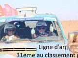 Rallye Aicha des Gazelles - Mars 2012 - Esprit de Gazelles - Lucie et Valerie n°105