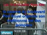 Drague et disco au bal des pompiers de Paris