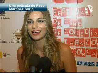 Norma Ruiz - Premio Talento Joven 2012 del Festival de Cine de Comedia de Tarazona y el Moncayo