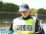 Paris : la police distribue ses cartons jaunes