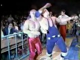 Owen Hart (c) vs Keiichi Yamada - (NJPW 06/10/88)