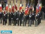 L'hommages aux soldats tombés en Afghanistan